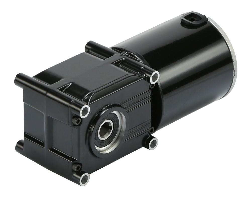 712 Series PowerSTAR Right-angle Gearmotor (7-17) RPM (100-240) in-lbs