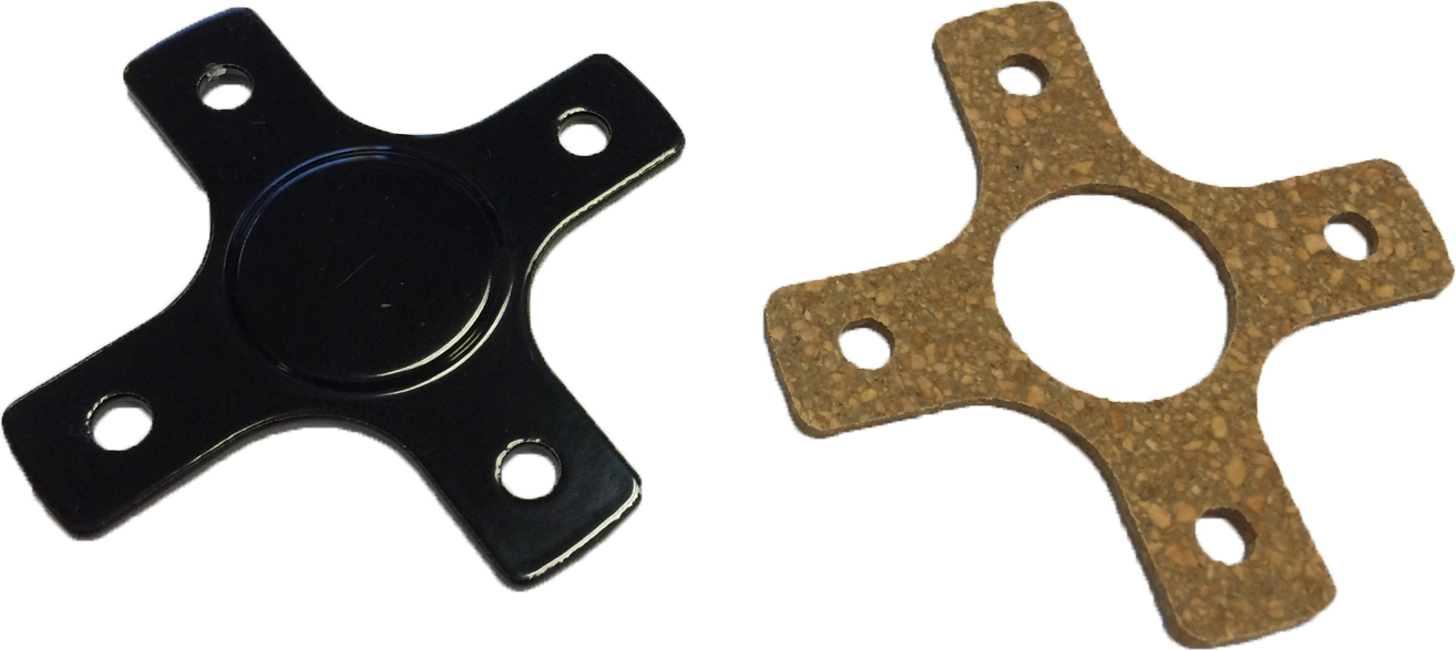 DC Motor Cover Plate